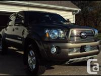 This Toyota Tacoma Double Cab 4X4 TRD SPORT is