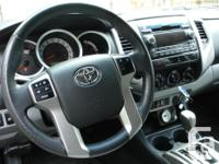 Make Toyota Model Tacoma Year 2012 Colour Grey kms