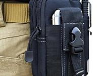 Tactical Military Molle Utility Belt Waist Phone Bag -