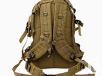 Tactical Military Molle Utility Rucksack Backpack Bag -
