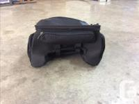 Universal tail bag. New condition used for 1 trip. Had