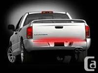 "*Make Your Car Brighter and Safer*   *60"" LED Tailgate"
