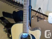 Duncan Music This is a great Takamine EF340SC acoustic