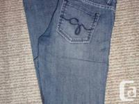I have approx. 6 pairs of Womans Guess Jeans, take them