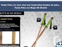 Ski poles play an important role in skiing, helping you