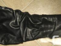 Tall Boots in very good condition 7 1/2 $30 firm Email