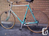"25"" road bike rebuilt (see photo) with beach cruiser"