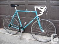 "Miele Racing Bicycle  > 12 speed > 23"" Chromoly frame >"