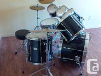 TAMA Rockstar 7-Piece Semi-Professional Drum Kit $500