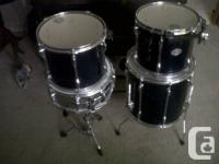 Tama Rockstar Drum set in great condition. Played at
