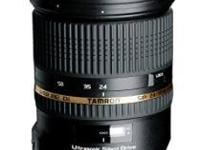 Tamron's SP 24-70mm is a high quality, highly