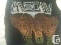 Meow - $7 Batman reversible pinny - $7 Batman - $7