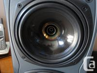All speakers are out of box condition. 2x Tannoy Saturn