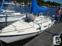 1976 Tanzer 22' exceptional cond. full keel on steel