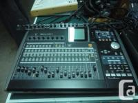 Tascam 2488neo and Speakers. 3 pairs of headphones and