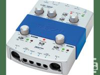 [ Tascam USB Audio/MIDI Interface US-122 - 'Turn your