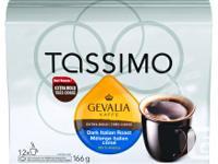 FOR SALE IS A NEW Tassimo GEVALIA Dark Italian Roast-