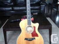 2008 Taylor 614ce - Grand Amphitheater. Built in