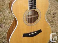 The guitar is a 2008 model and is in great shape with a