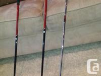 "Oydssey Putter, White Ice, 34"" - Good Condtion - SOLD"