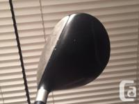 Reduced for quick sale. Taylormade Jetspeed 19degree 5