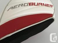 Almost New. Rarely used Taylormade Areoburner Driver