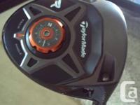 TaylorMade R1 Black Motorist. Model: R1 Black. Loft