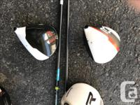 $ 280 - 2017 left hand Taylormade M2 like new, 10.5