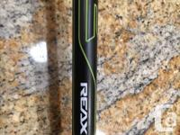 TaylorMade M2 left handed rescue club 22' loft REAX
