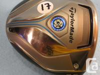 RIGHT HAND TAYLORMADE JETSPEED DRIVER - 9.5 LOFT. Comes