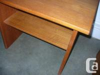 QUALITY SET - COFFEE TABLE WITH LOWER SHELF 48 INCHES