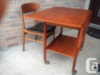 Very nice table,good for small kitchen or as an office