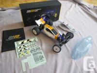 Team Losi Racing 22 2wd Buggy Roller  I'm selling my