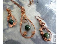 Majestic Wire Artworks (Camrose, AB) Wear a piece of