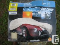 Technalon Outdoor all weather car cover Ready Fit Size
