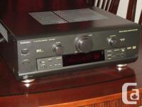 Nice Technics 5 channel surround home theater