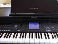 I am selling my Technics SX-PR602 digital piano.