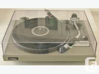 Technics SL-23 belt drive turntable in very good