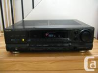 Technics SA-GX490 Stereo Receiver Sounds great on my