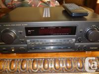 Hi, this is a great looking and sounding Technics