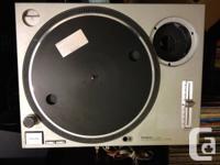 I am requiring numerous parts for a Technics SL-1200