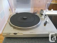 Complete Technics Stereo Package which I purchased new