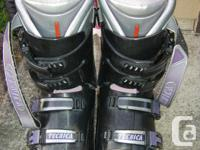 Tecnica TC3 Anti vibration system 4 buckle size 41 Euro