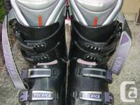 Tecnica TC3 Anti vibration system 4 buckle size 41 Euro