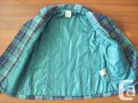 *reduced* Young teen jacket in great shape, used once.