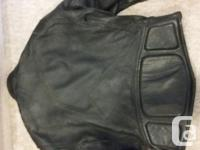 Well, that's it. I'm giving away a leather jacket, that