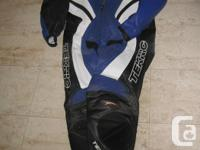 Terrific collection of leathers that are in like
