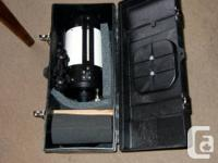 This is one of the older Celestron C-5 SMT
