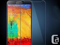 Tempered Glass Screen Protector - for Samsung Galaxy