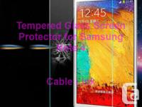 Premium Real Tempered Glass Screen Protector For